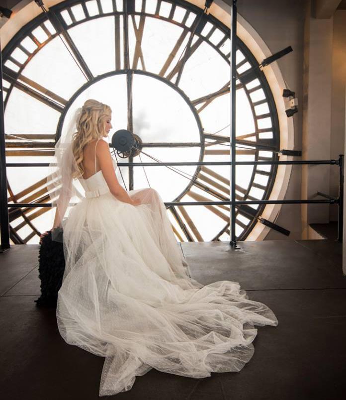 Weddings Atop The Clock Tower
